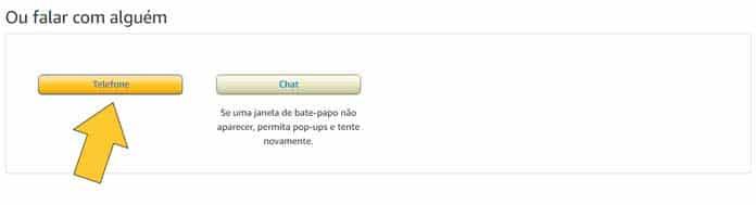 Amazon Liga para Você