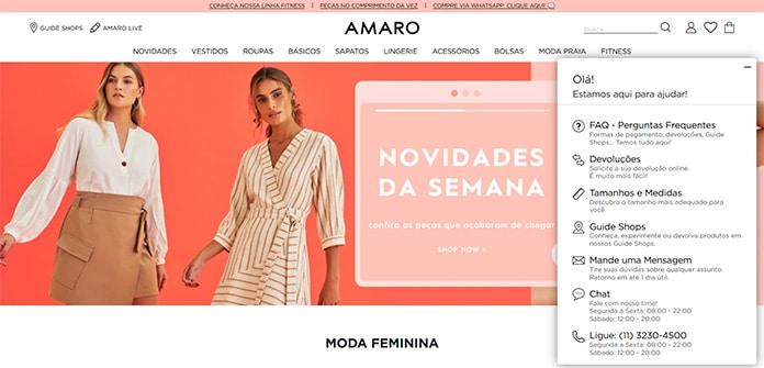 Help Amaro