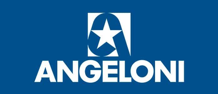 Logo da Angeloni