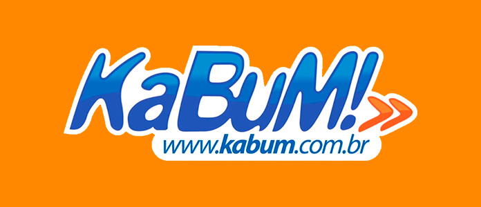 Logo da Kabum