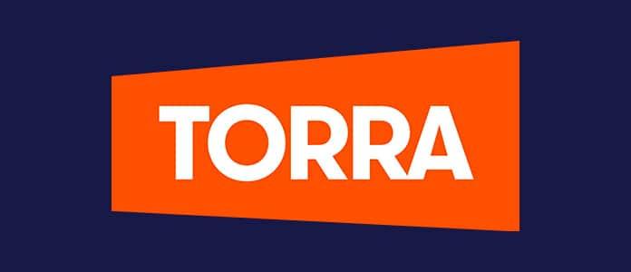 Logo das Lojas Torra