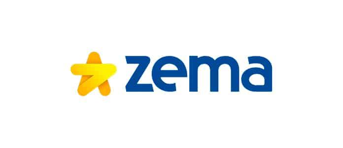 Logo das Lojas Zema