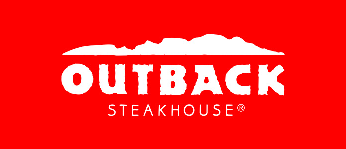 Logo do Outback Steakhouse