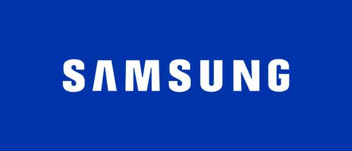 Logo da Samsung