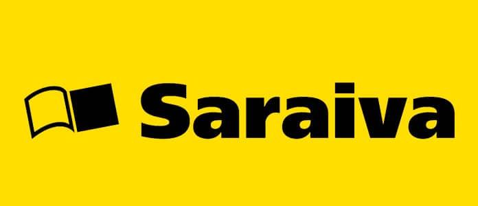 Logo da Saraiva