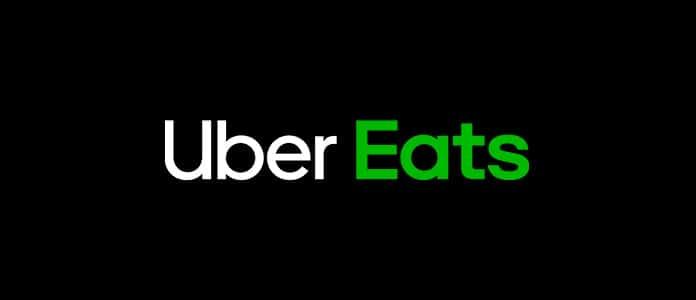Logo da Uber Eats