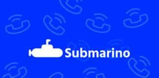 Telefone Submarino