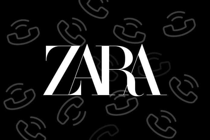 Telefone Zara Brasil