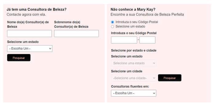Como Encontrar uma consultora Mary Kay