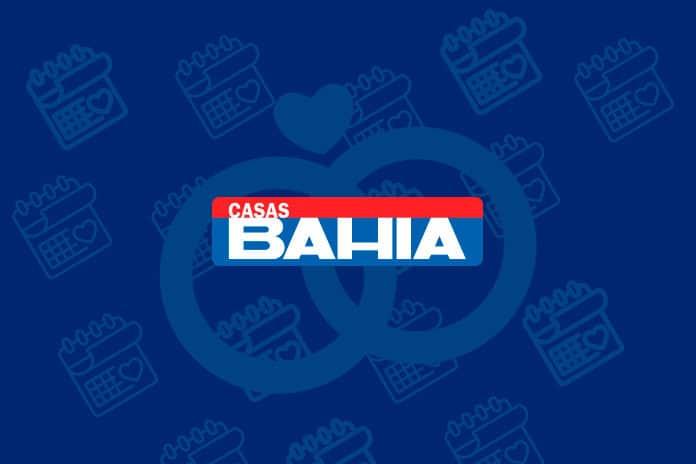 Lista de Casamento Casas Bahia
