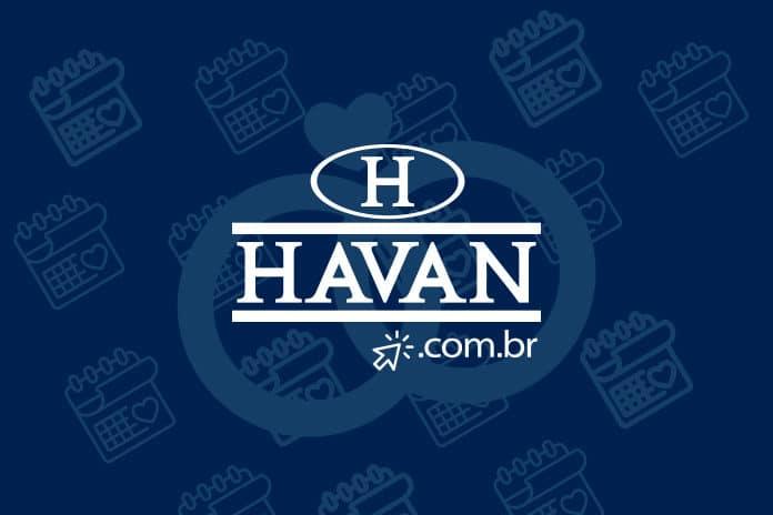 Lista de Casamento Havan