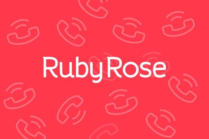 Telefone Ruby Rose
