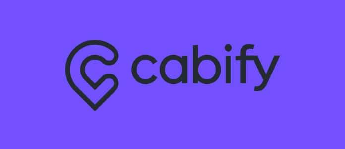Logo da Cabify