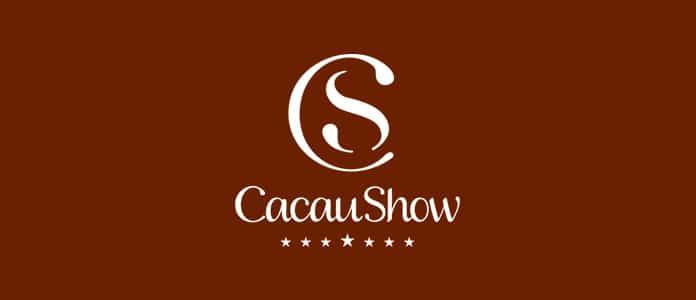 Logo da Cacau Show