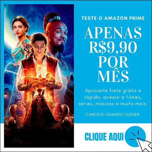 Banner Amazon Prime Aladdin