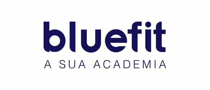 Logo da Bluefit
