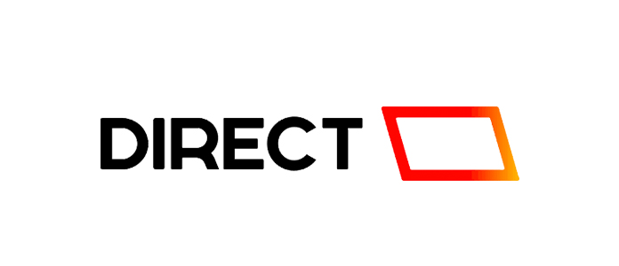 Logo da Direct Logística