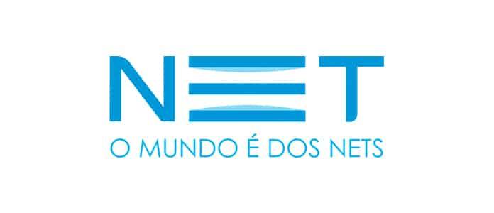 Logo da NET