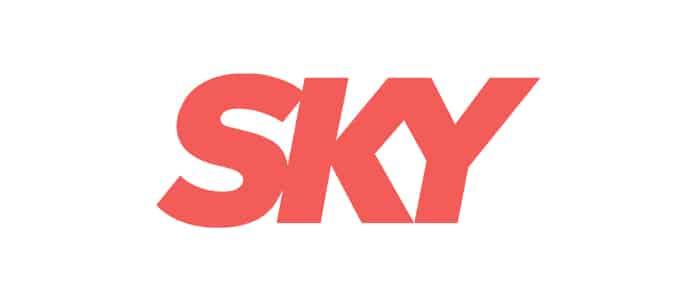 Logo da Sky