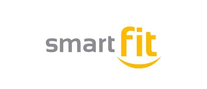 Logo da Smart Fit