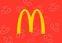 Telefone McDonald's 01