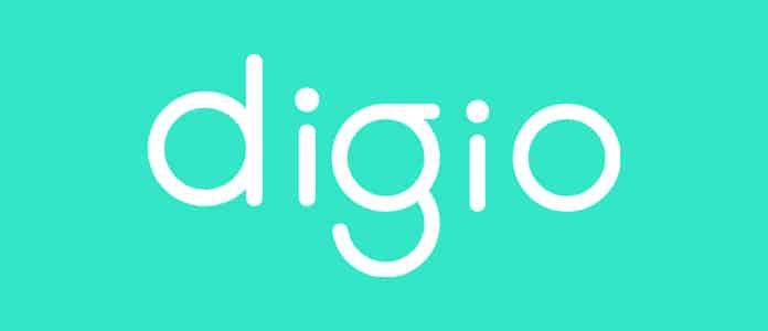 Logo da Digio