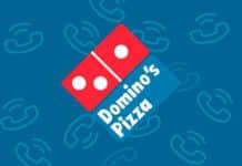Telefone Domino's