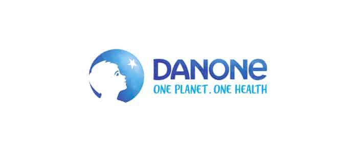 Logo da Danone 01