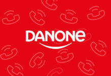 Telefone Danone