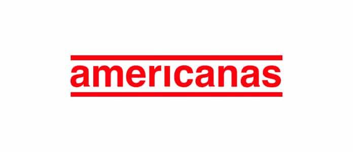 Logo da Americanas
