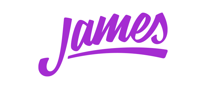 Logo do James Delivery