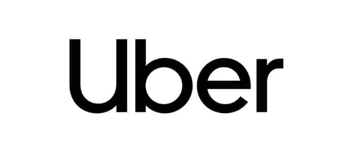 Logo da Uber