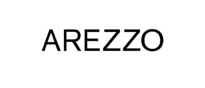 Logo da Arezzo
