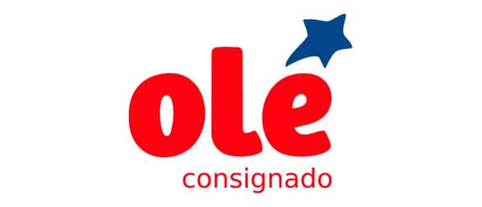 Logo da Olé Consignado