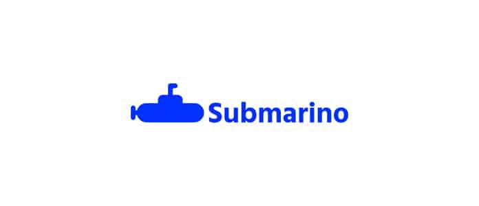 Logo do Submarino 01