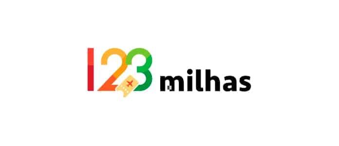 Logo da 123 Milhas