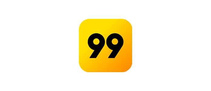 Logo da 99