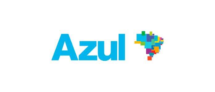 Logo da Azul Linhas Aéreas