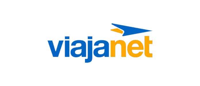 Logo da ViajaNet