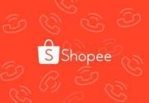 Telefone Shopee