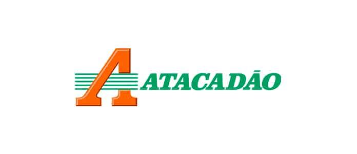 Logo do Atacadão