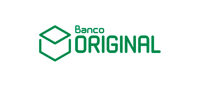 Logo do Banco Original