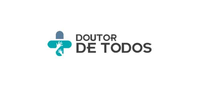 Logo da Doutor de Todos