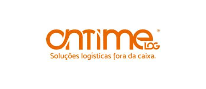 Logo da OnTime Log
