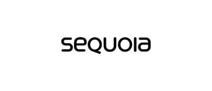 Logo da Sequoia Log