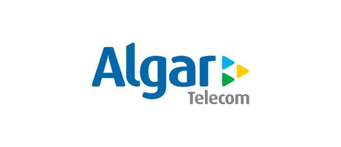 Logo da Algar Telecom