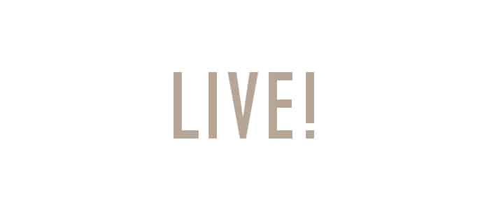 Logo da Live!