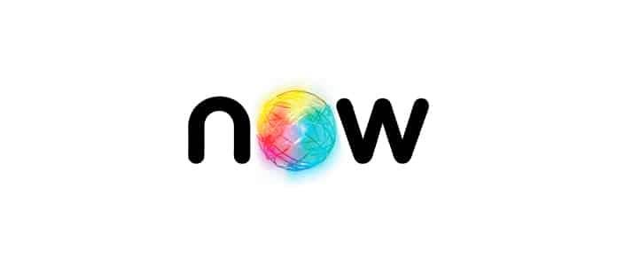 Logo do NOW