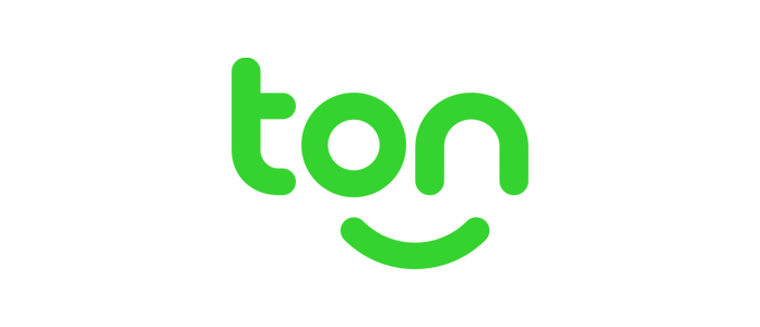 Logo da Ton